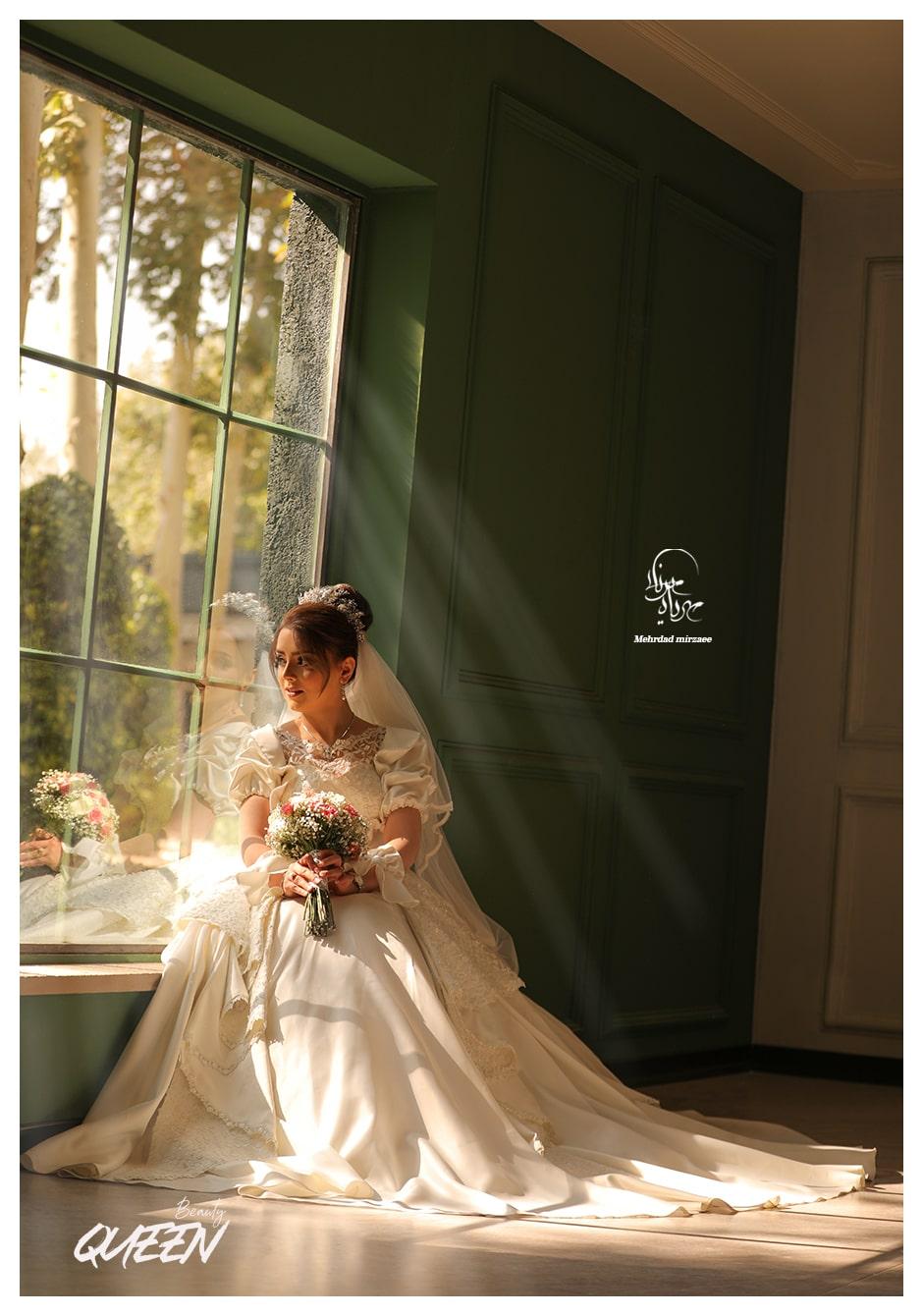 آتلیه تخصصی عروس در کرج جهانشهر