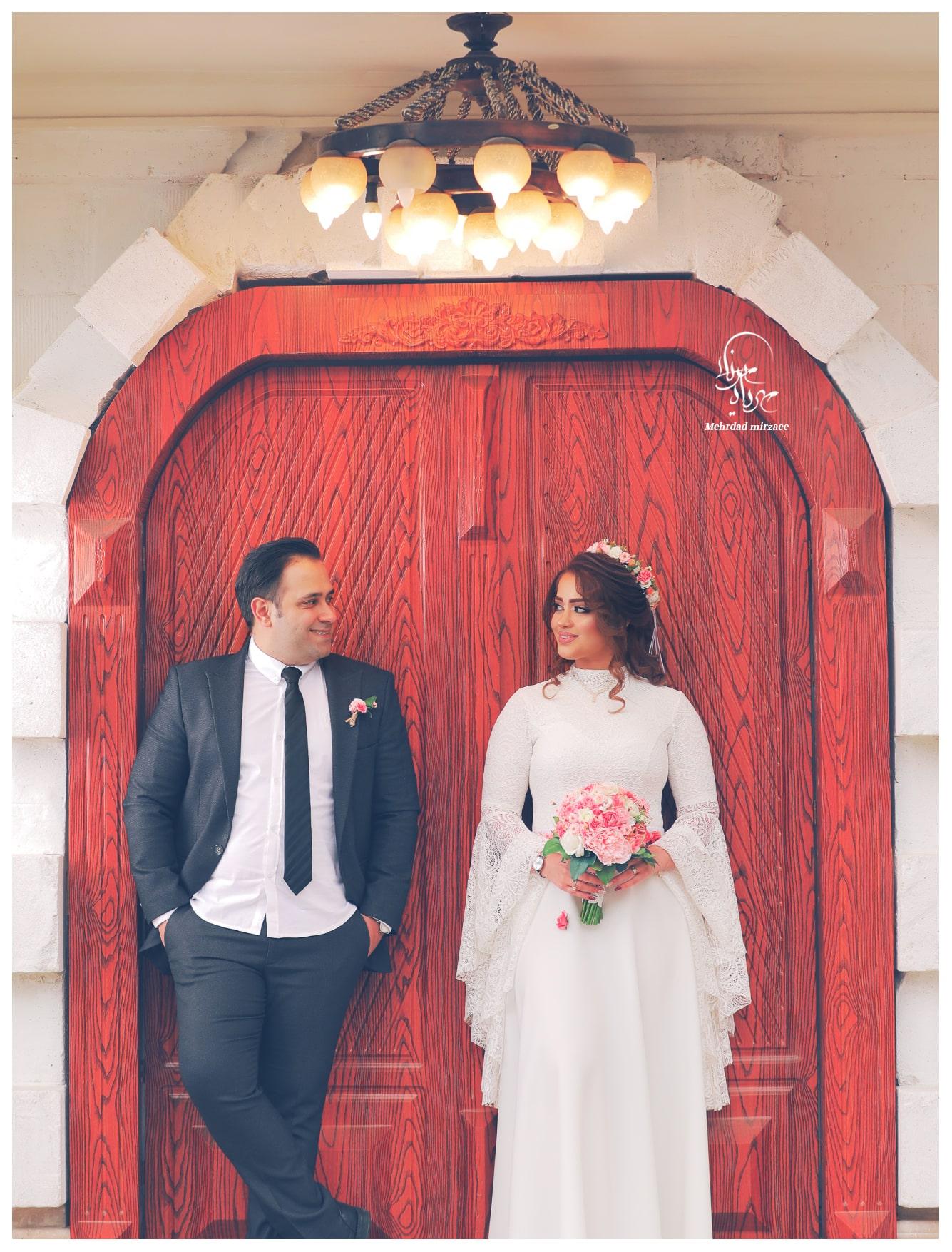 آتلیه عکاسی عروس در کرج 2