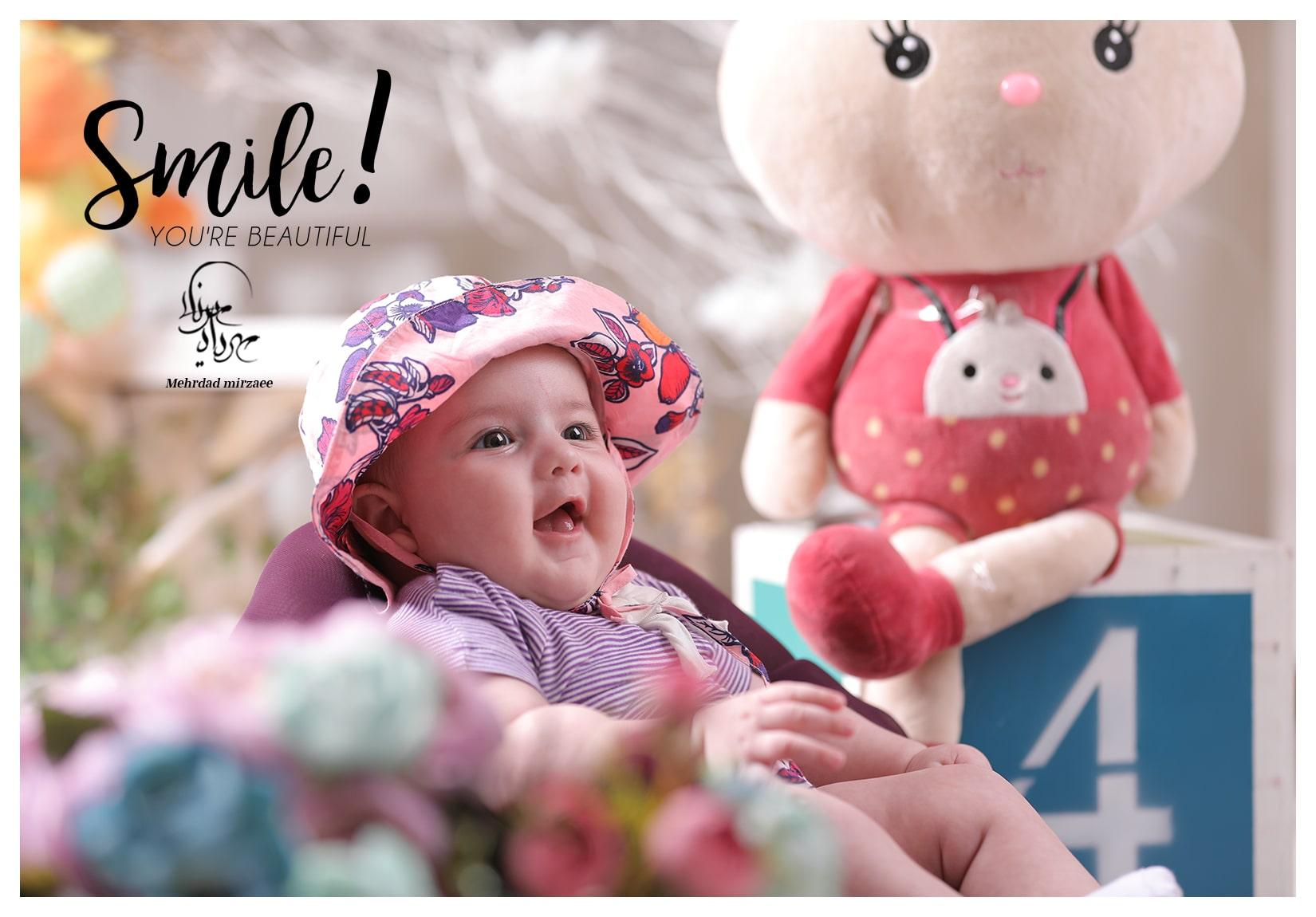 تم عکس کودک / ژست عکس با عروسک /آتلیه کودک در کرج/آتلیه کودک در کرج جهانشهر