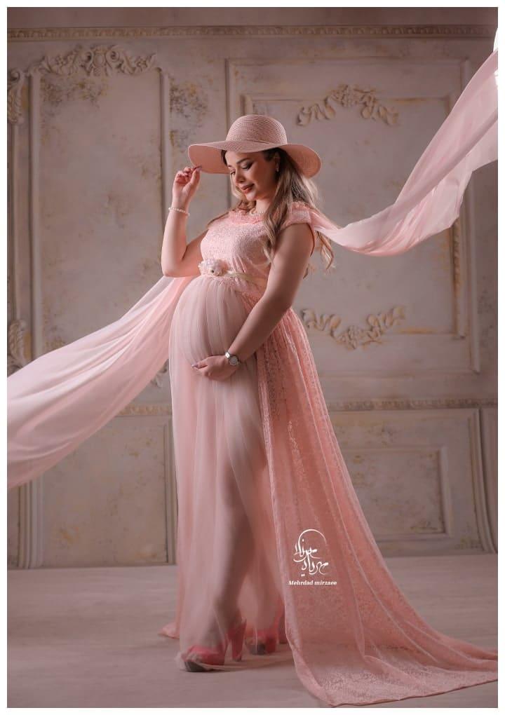 عکس بارداری در کرج