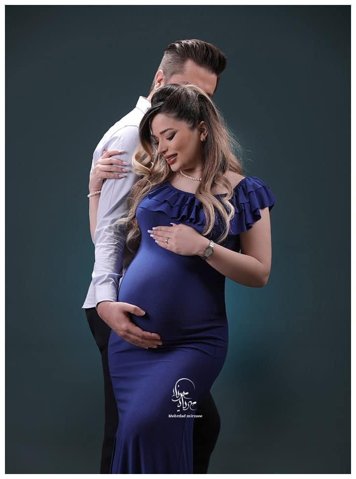 عکس بارداری / مدل عکس بارداری/