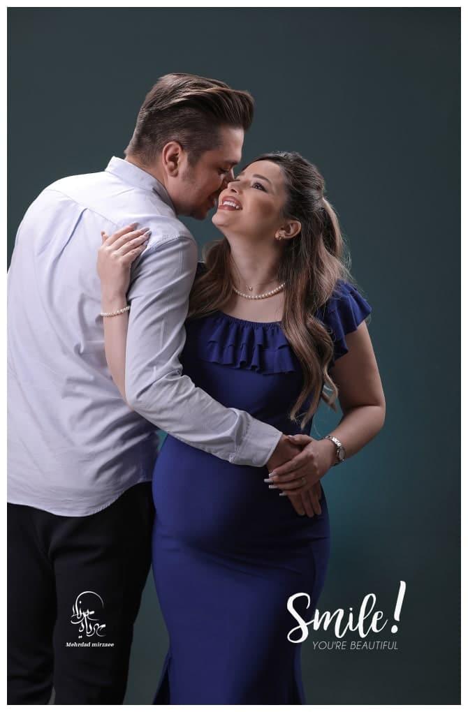 عکاسی بارداری در کرج